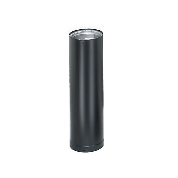 Dura Vent Dvl 8 Inch Diameter X 18 Inch Long Double Wall