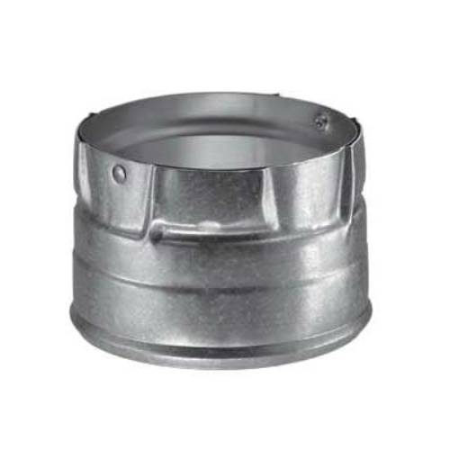 Dura vent pelletvent pro stainless steel clean out tee cap