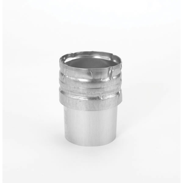 Dura vent type b gas draft hood connector for