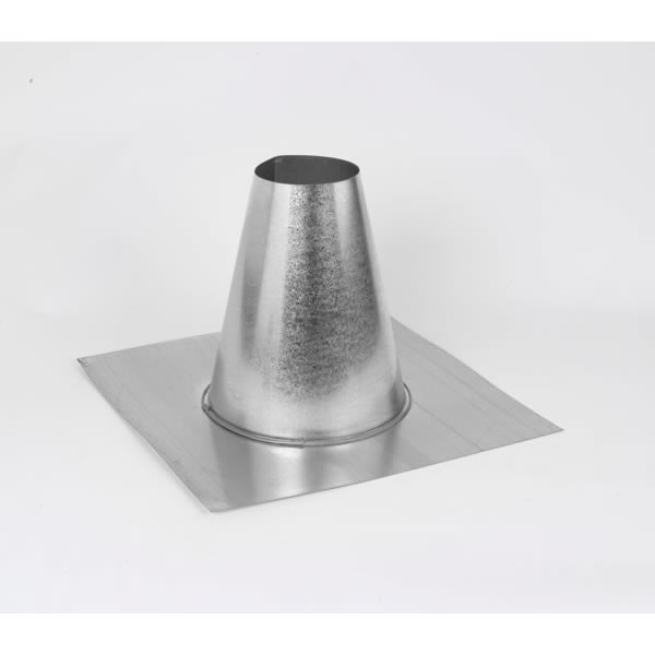 Dura Vent Type B Gas Vent Tall Cone Roof Flashing For
