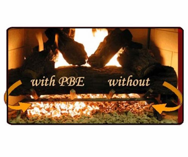 Empire Platinum Glowing Fireplace Embers With these Empire Platinum Glowing Fireplace Embers you can make your gas fireplace even more realistic. This includes approximately 1 gram of ember material.