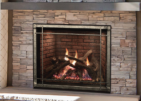 Empire Rushmore 40 Quot Clean Face Direct Vent Gas Fireplace