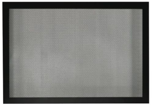 Short Fireplace Barrier Screen - For 36 Inch Fireplaces