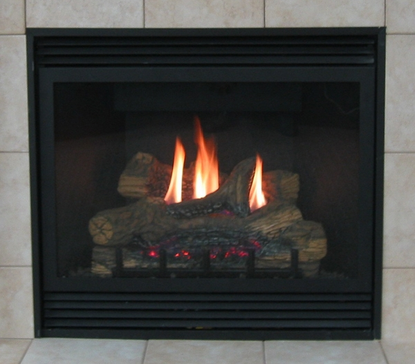 Empire Tahoe Deluxe Direct Vent Natural Gas Fireplace 48 Inch