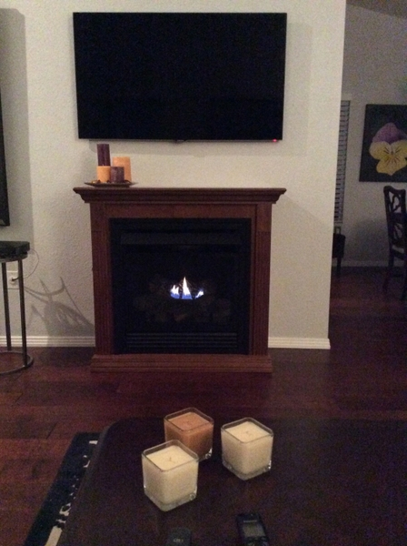 Vail 26 Vent Free Special Edition Natural Gas Fireplace with