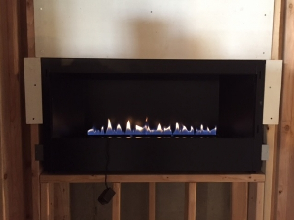vent free gas fireplace logs with remote reviews installation empire boulevard contemporary linear