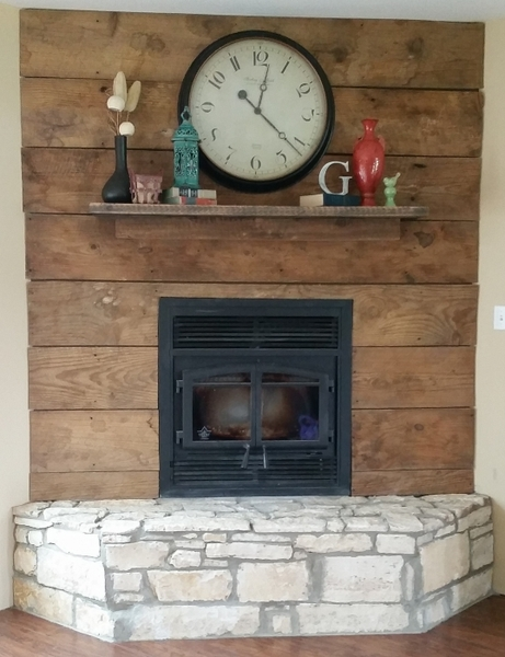 Monaco XTD EPA Zero Clearance Wood Burning Fireplace