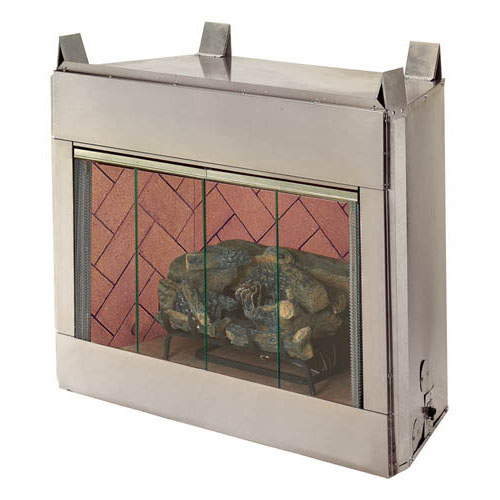 FMI Alpine 36 Inch Stainless Steel Outdoor Vent Free
