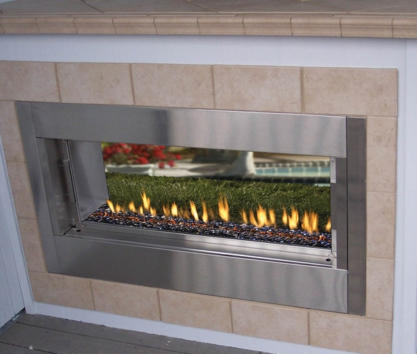 Natural Gas Outdoor Fireplace Quotes