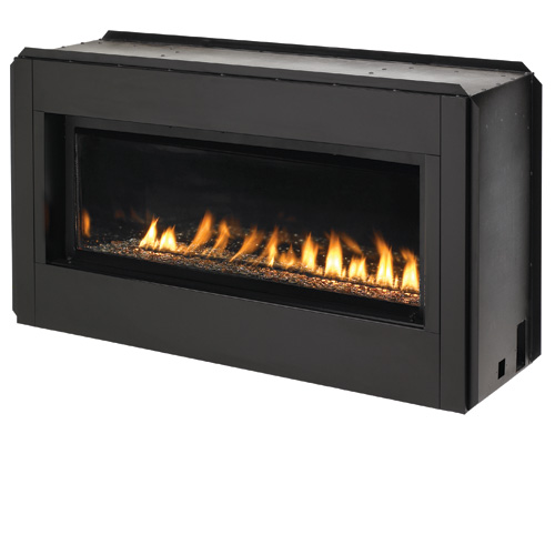 Fmi Paris Lights 43 Linear Vent Free Fireplace Propane