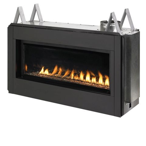 Fmi Venice Lights 43 Direct Vent Single Sided Or See Thru Fireplace Propane