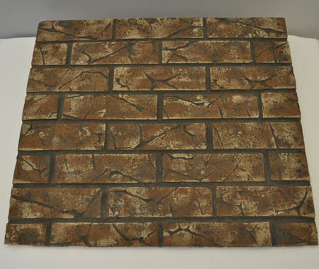 Products Controls El Dorado Decorative Brick Firebox Panel