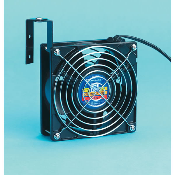Doorway Circulating Fans : Imperial inch extra quiet black circulating fan