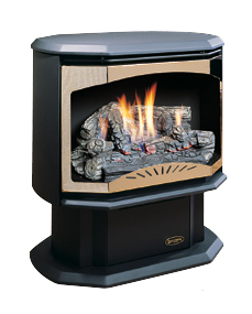Kingsman 28 Inch Vent Free Gas Stove