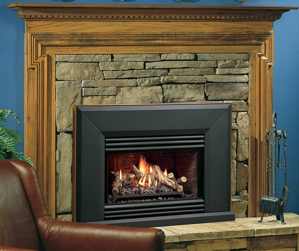 vent free gas fireplace insert safety are logs safe store