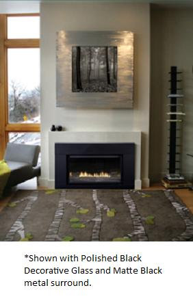 Empire Loft Direct Vent Gas Fireplace Insert With