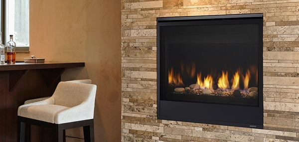 Magnificent Majestic Quartz 36 Direct Vent Gas Fireplace With Intellifire Touch Ignition Interior Design Ideas Ghosoteloinfo