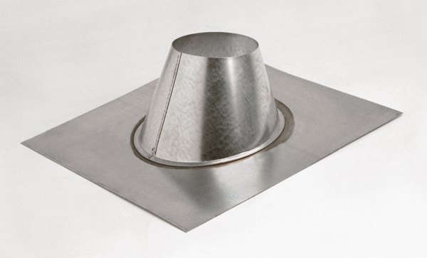 Metal Fab Standard Type B Chimney Flashing For Chimney