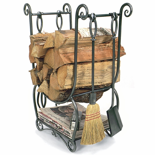 Minuteman Lcr 07 Country Wood Holder W Tools Graphite