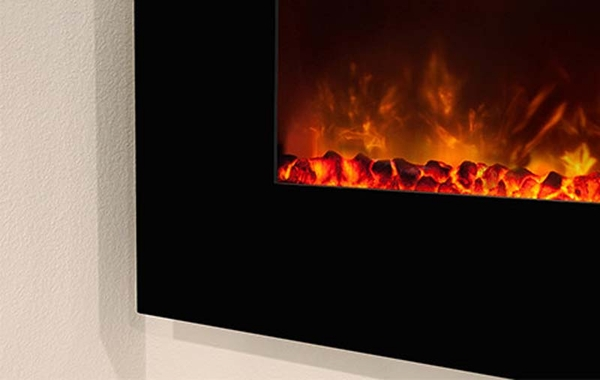 Modern Flames Ambiance 45 Inch CLX 2 Series Electric Fireplace - AL45CLX2-G Fireplaces bring ambiance to a room. They elevate the experience. It brings warmth and glow. This Fireplace by Modern Flames is the perfect way to incorporate all the attributes of a real fireplace into your home