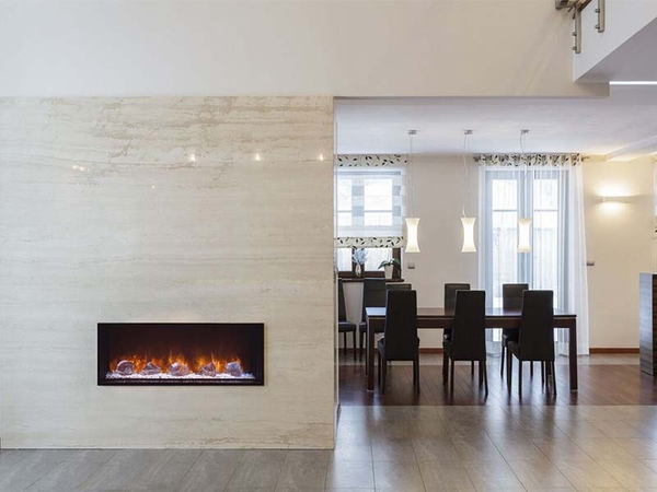 Modern Flames Landscape 40 Inch Fullview Clean Face Built In Electric Fireplace Lfv40 15 Sh