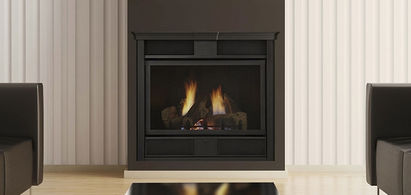 Monessen 32 Quot Symphony Traditional Vent Free Gas Fireplace