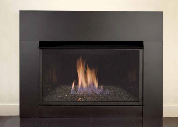 Monessen 33 Solstice Contemporary Vent Free Gas Fireplace Insert