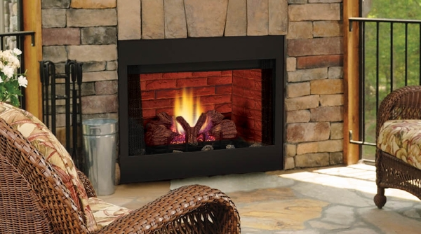 Image Gallery Natural Gas Fireplace