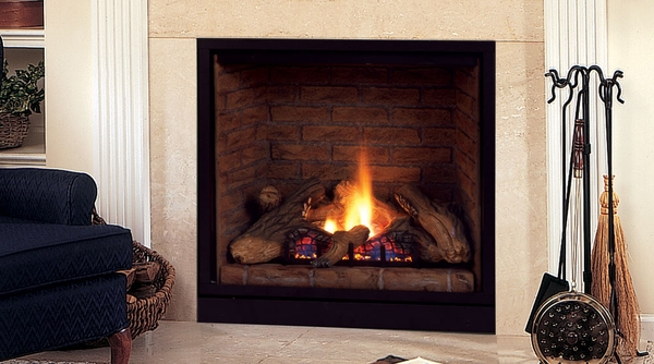 Monessen Belmont Clean Face Direct Vent Gas Fireplace With Signature Command Control System 33