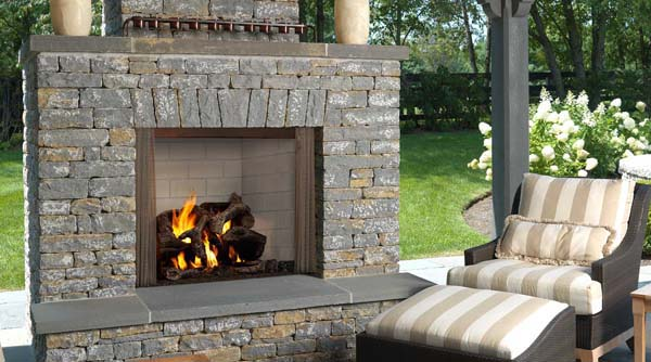 Monessen Castlewood Radiant Outdoor Wood Burning Fireplace - 42 Inch Are you searching for a very good option when it comes to a wood burning unit that can provide you with the functionality that you expect. It also provides the design that you would want to have in your home. The