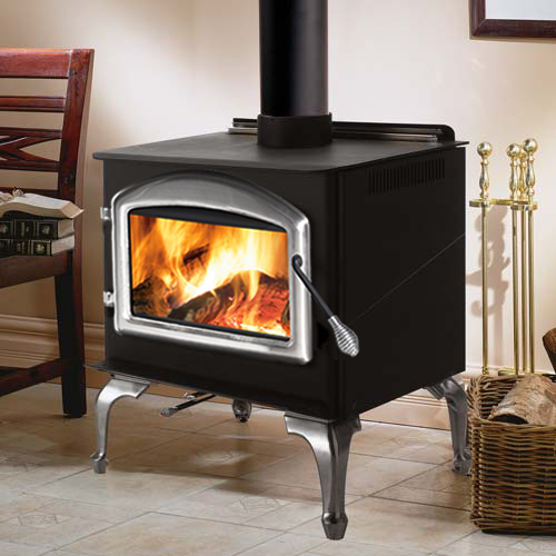 Napoleon 1400ml Wood Burning Stove With Legs