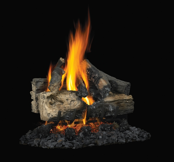 Napoleon 22 Reversible Vented Propane Gas Log Set With