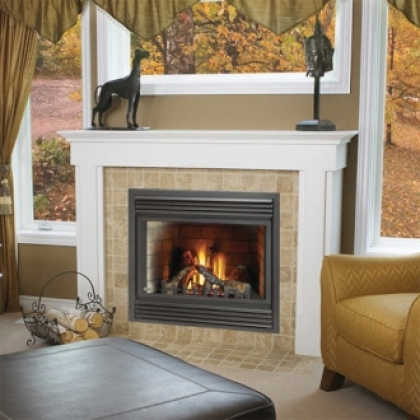 Napoleon Bgd36ntr Direct Vent Gas Fireplace With Electronic Ignition 36 Inch