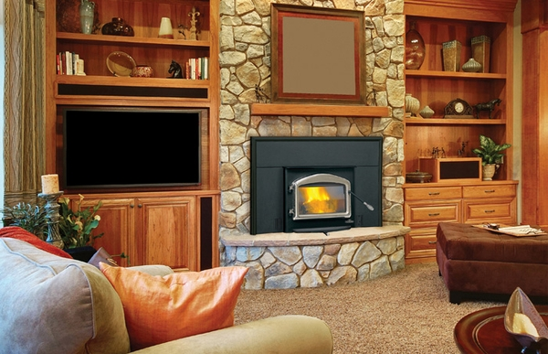 Napoleon EPA Wood Burning Fireplace Insert - EPI-1101M The 1101 Woodburning Fireplace Insert