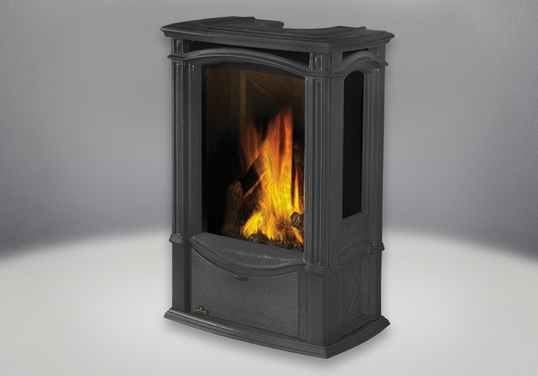 Napoleon Gds26 Castlemore Direct Vent Cast Iron Gas Stove