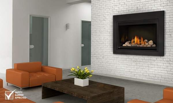 Napoleon grandville 36 direct vent clean face gas fireplace millivolt asfbconference2016 Image collections