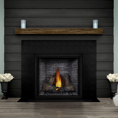Napoleon HDX52 STARfire Top Vent Zero Clearance Gas Fireplace   Natural Gas