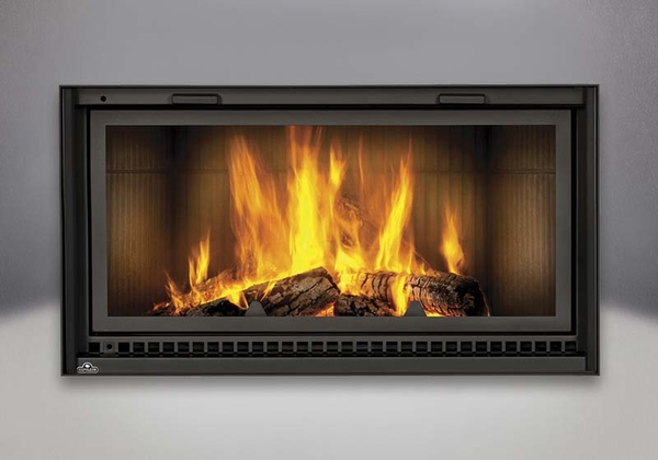 Napoleon High Country Linear Low Mass Wood Burning Fireplace Nz7000