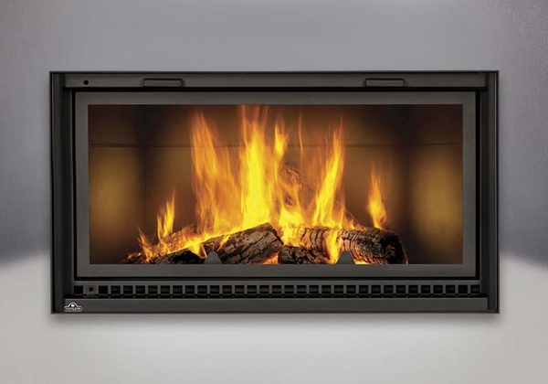 Napoleon High Country Linear Low Mass Wood Burning