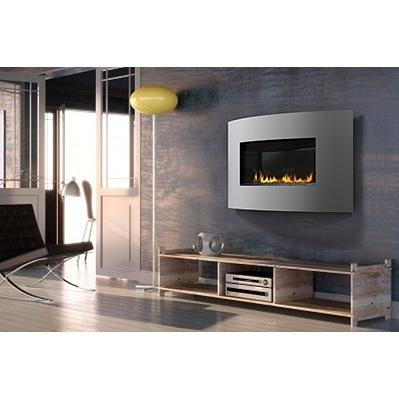 Napoleon Whvf31 Plasmafire Wall Mounted Vent Free Gas Fireplace Ask Home Design
