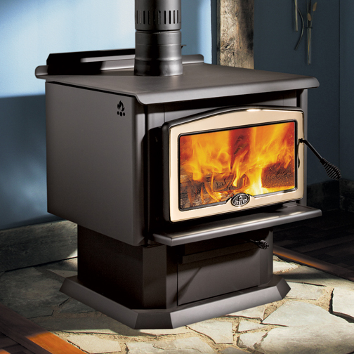 Osburn 2400 High Efficiency EPA Woodburning Stove - 2400 High Efficiency EPA Woodburning Stove