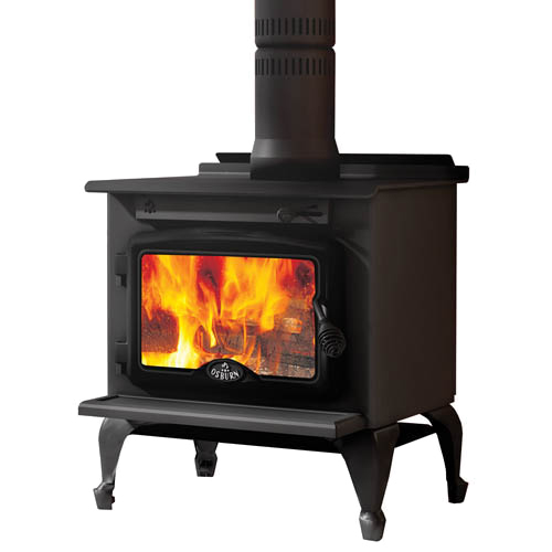 Osburn 900 high efficiency epa wood burning stove for Small efficient wood stoves