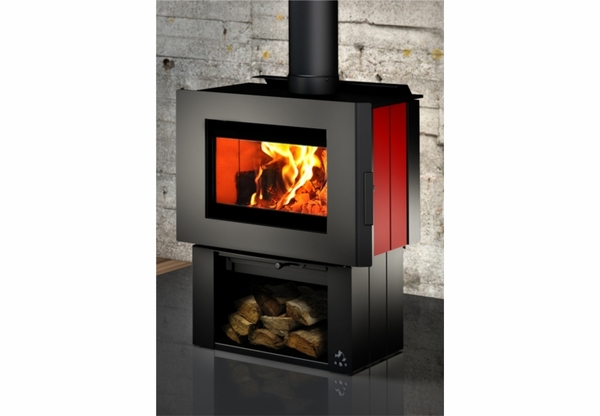 Osburn OB01520 High Efficiency EPA Certified Soho Wood Stove - OB01520 High Efficiency EPA Certified Soho Wood Stove