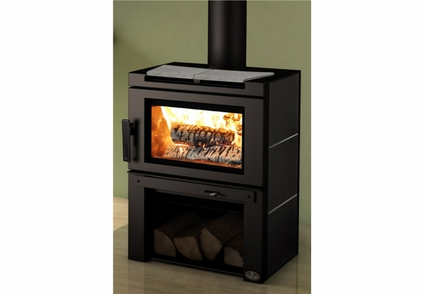 Osburn Ob02020 High Efficiency Epa Certified Matrix Wood Stove With Blower