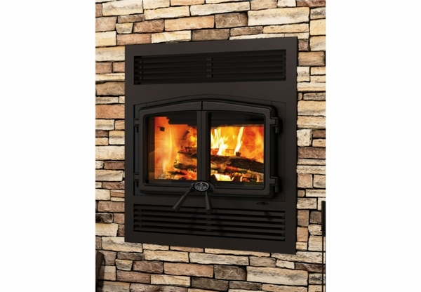 Osburn OB04002 High Efficiency EPA Certified Stratford Wood Fireplace The Stratford Wood Fireplace not only provides heat for your home
