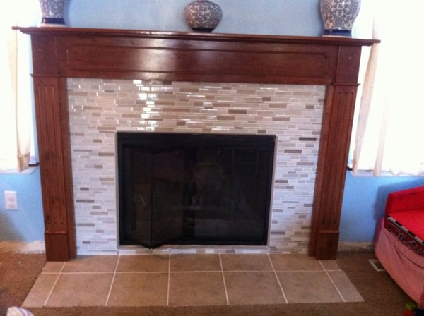 Mantels 110 Williamsburg Unfinished Fireplace Mantel