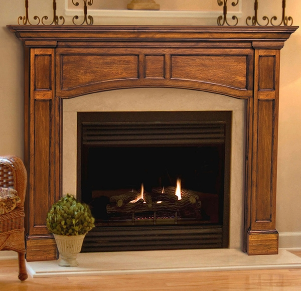 Pearl Mantels 160 Vance Fireplace Mantel Surround The Pearl Mantels The Vance Fireplace Hearth Mantel - No. 160 says several things about your home. It says that you realize the importance of your hearth and fireplace - how they contribute to your home