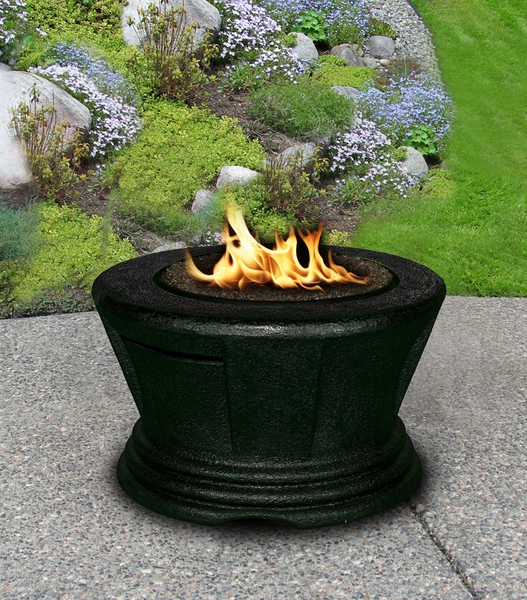 California outdoor concepts 7010 san simeon fire pit for California outdoor concepts