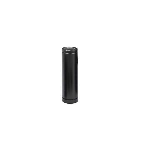 selkirk direct temp black vent pipe for direct venting