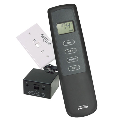SkyTech 1001T/LCD Hand-Held Millivolt Remote Control - For Gas Hearth Appliances with Millivolt Valves or Electronic Spark Ignition Systems If you have a gas hearth appliance